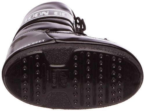 Boot adulto Unisex Stivali Schwarz Nero Nero Vinil Bianco Moon 6xwqASS