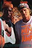 White Men Can't Jump Poster 27x40 Wesley Snipes Woody Harrelson Rosie Perez