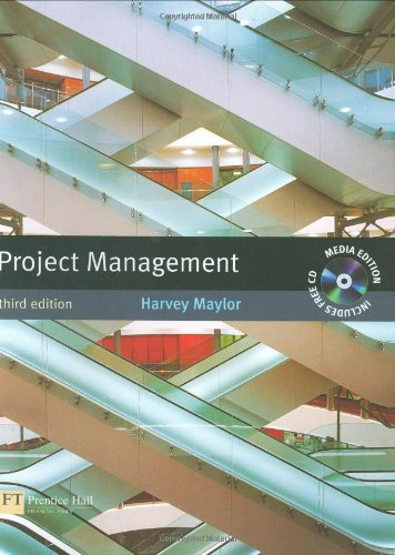 Project Management Media Edition with MS Project CD (3rd Edition)