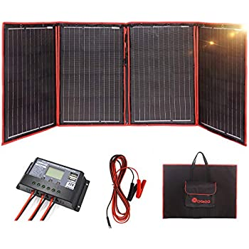 Amazon Com Dokio 200 Watts 12 Volts Monocrystalline