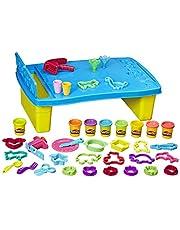 Play-Doh B9023AF1 Play N Store Table Brown