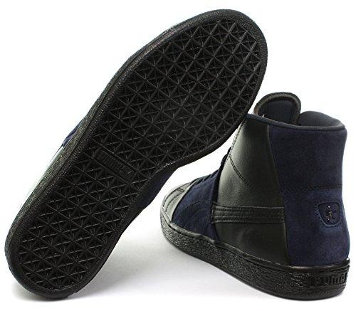 Black Mid Unisex Baskets X Curiosity peacoat Suede sneakers Puma Rp5q0wUfnx