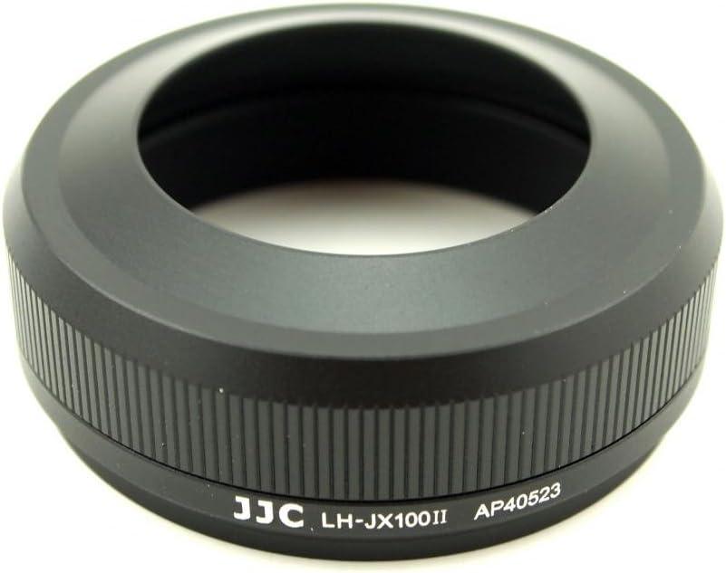 JJC Lens Hood Adapter Ring LH-JX100II For Fujifilm X100 Fujifilm X100S Black