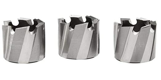 Tool Material High speed steel Size HOUGEN RotaCut Sheet Metal Annular Cutters 1-1//2