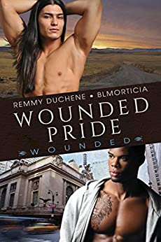 Wounded Pride by [Duchene, Remmy, BLMorticia]