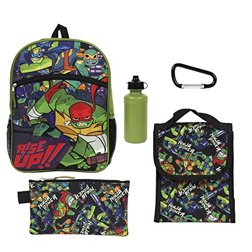 Teenage Mutant Ninja Turtles Green Back to School Essentials Set