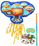 BirthdayExpress The Octonauts Party Supplies - Pinata Kit