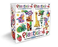 Plasticine - 18 units of 6 Color Play Pack