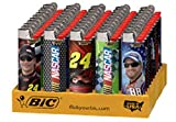 BIC Lighter 50 Ct Tray - Nascar