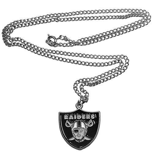NFL Oakland Raiders Chain Necklace ()