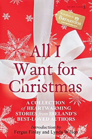 book cover of All I Want For Christmas