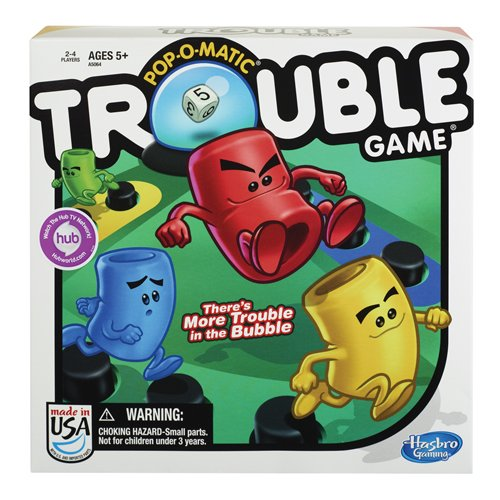 Trouble Game (Life Classic Board Game compare prices)