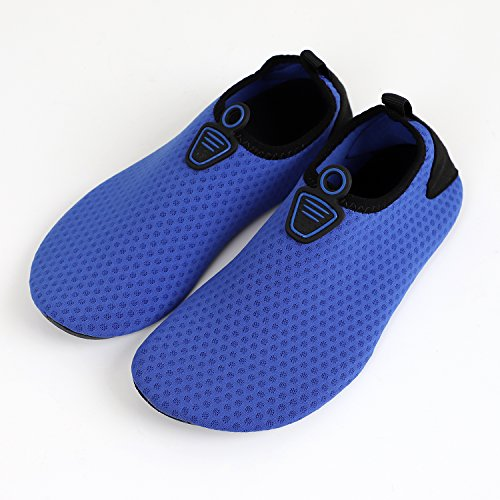 Sports Blue Men Water Quick Socks Dry Women Shoes Shoes Swim Aqua Heeta for Barefoot Beach Swim Dot deep fqCX5