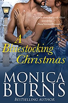 A Bluestocking Christmas by [Burns, Monica]