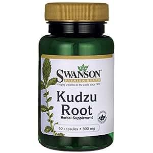 Swanson Kudzu Root 500 mg 60 Caps