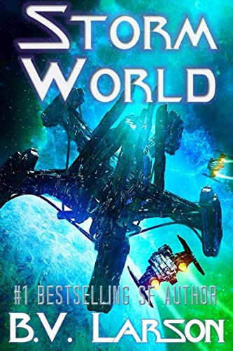 Storm World (Undying Mercenaries Series)