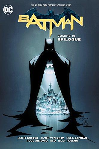Batman Vol. 10: Epilogue (The New 52) (Batman: the New 52!) (Batman Annual 1 Night Of The Owls)