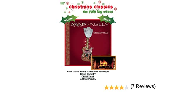 Amazon.com: Brad Paisley Christmas (Christmas Classics-The Yule ...