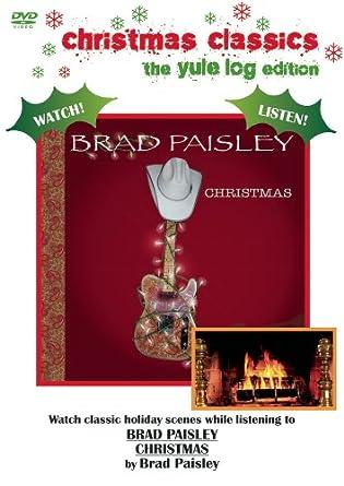 Amazon.com: Brad Paisley Christmas (Christmas Classics-The Yule ...