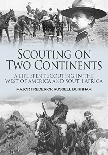Scouting on Two Continents by [Burnham, F.R. ]