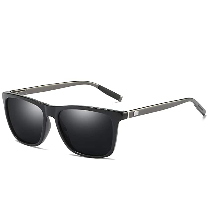Amazon.com: Maxi - Gafas de sol unisex polarizadas de ...