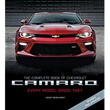 The Complete Book of Chevrolet Camaro, 2nd Edition: Every Model Since 1967 (Complete Book Series)