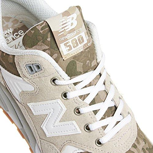 New Balance Unisex-Erwachsene Mrt580nb Sneaker White
