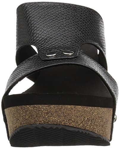 Cassia Women's Sandal Wedge Black Volatile ABYqHq