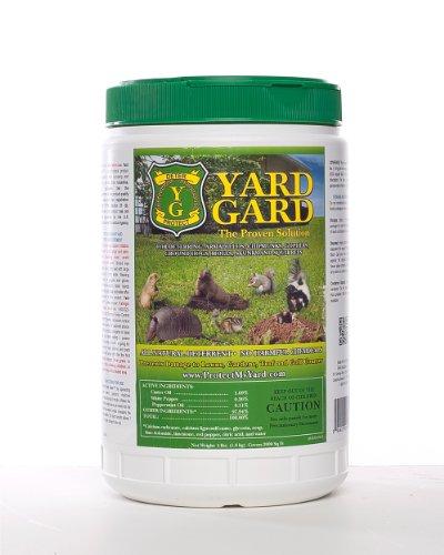 Organic Multi-Animal Repellent by Yard Gard (4lbs)