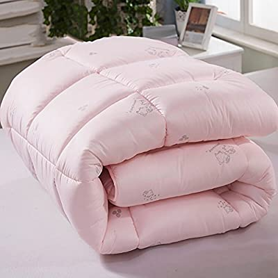 DULPLAY Feather Velvet Mattress Pads, Breathable Mattress Thick Foldable Tatami Bed Cover Non-Slip Mattress Protectors