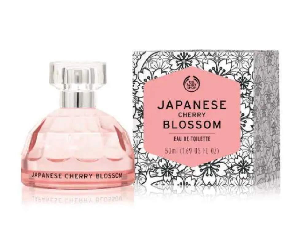 Body Shop Japanese Cherry Blossom Eau de Toilette 50ml