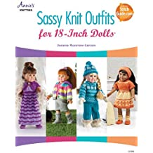 Sassy Knit Outfits: For 18-Inch Dolls