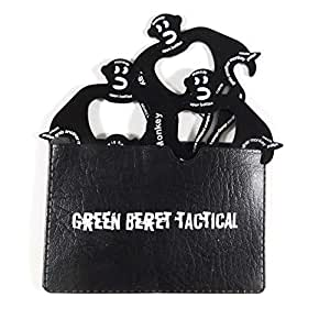 Lot of 3 Monkey Multi Tools | Credit Card Pocket and Wallet ...