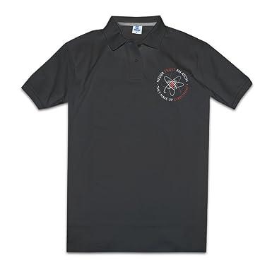 Hombres de Nunca Trust un Atom, Constituyen Todo Polo Camisas ...