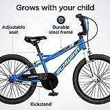 Schwinn Koen Boys Bike for Toddlers and