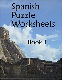 photograph regarding Printable Spanish.com named Spanish Puzzle Worksheets: Guide 1 (Printable Spanish): Fran
