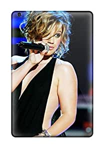 Top Quality Case Cover For Ipad Mini/mini 2 Case With Nice Kelly Clarkson Appearance
