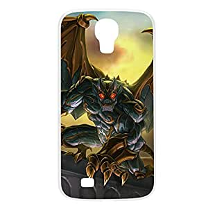 Galio-002 League of Legends LoL Samsung Galaxy Note4 Plastic White