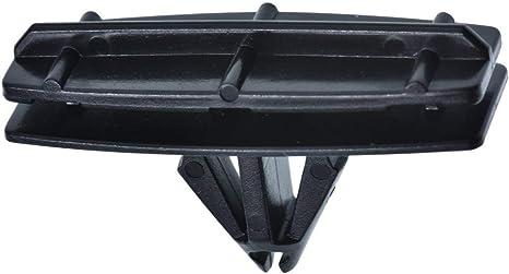 Lantee 100 Pcs Fender Flare /& Rocker Moulding Clips for Jeep 68039280-AA Wrangler JK /& Wrangler Unlimited JK 2007 On