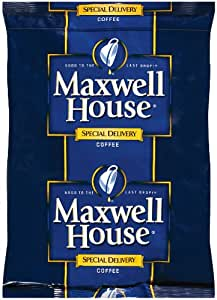 Maxwell House Special Delivery Ground Coffee, 1.4-Ounce Packages (Pack of 112)
