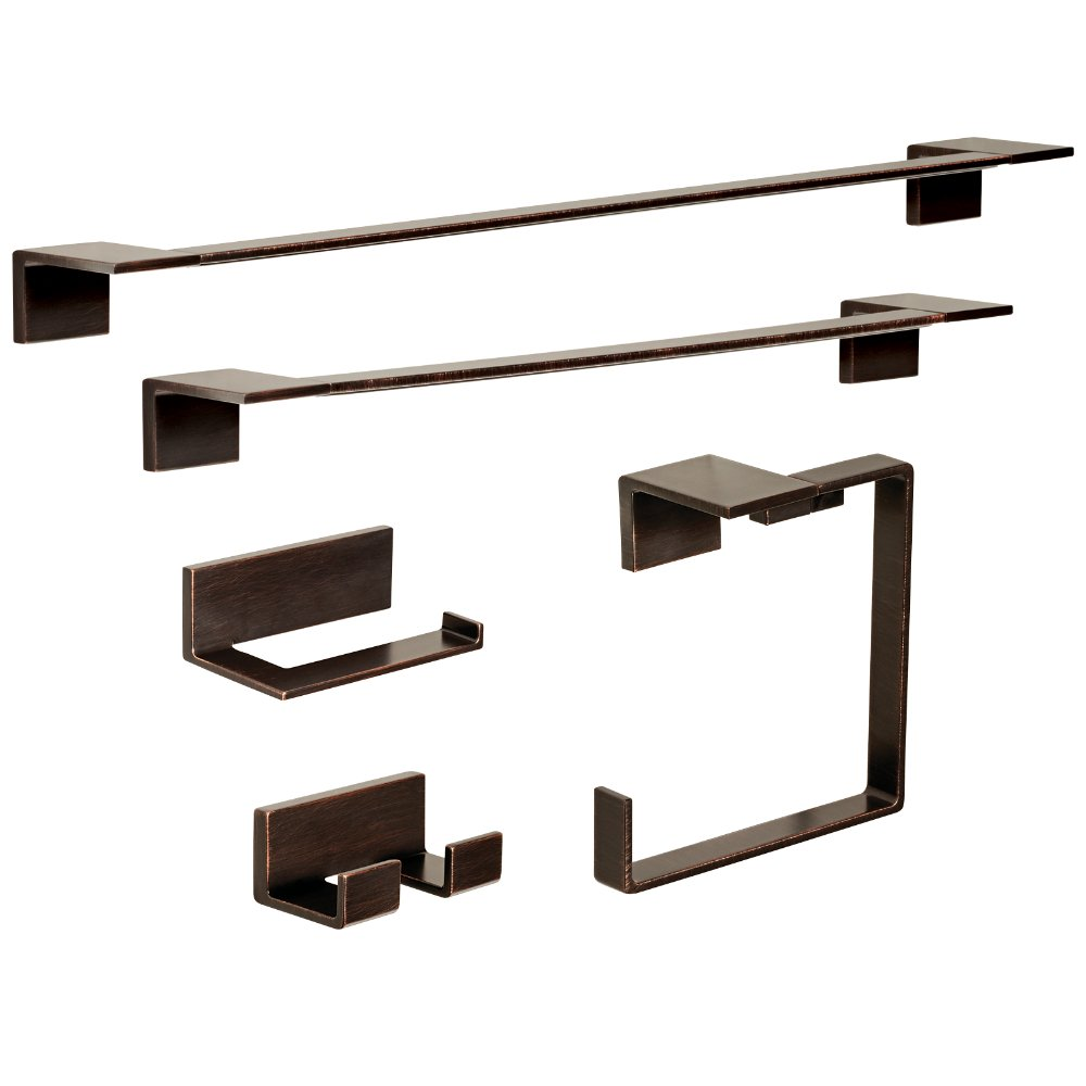 Delta Faucet 77724-SS Vero 24 Towel Bar Brilliance Stainless Steel