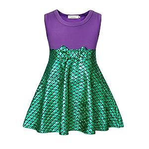 Comprar Disfraz Sirenita Ariel Princesa Cumpleaños - Fiestas Cosplay Cumpleaños - Tiendas Online Disfraces - Envíos Baratos o Gratis