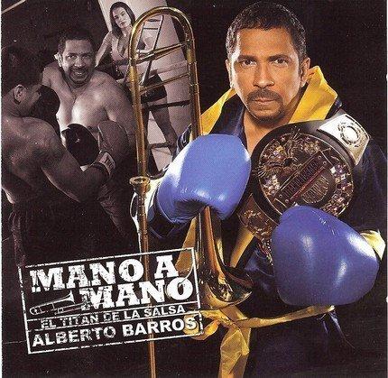 Mano a Mano - El Titan De La Salsa CD + DVD by