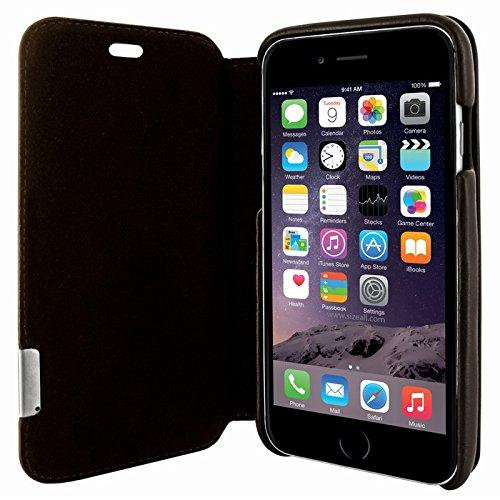 """Piel Frama """"framaslimmagnum"""" Leder Case für Apple iPhone 6/6S–Eidechse braun"""