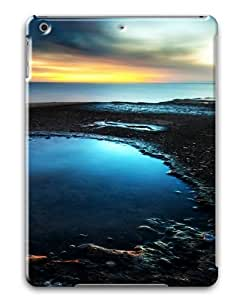 Seascape Custom Soft Case Cover Protector for Apple iPad Air/ iPad 5th Generation