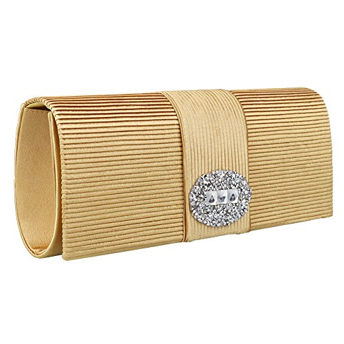 SSMK Doré Bag Evening femme Pochette pour x6wHP76rq