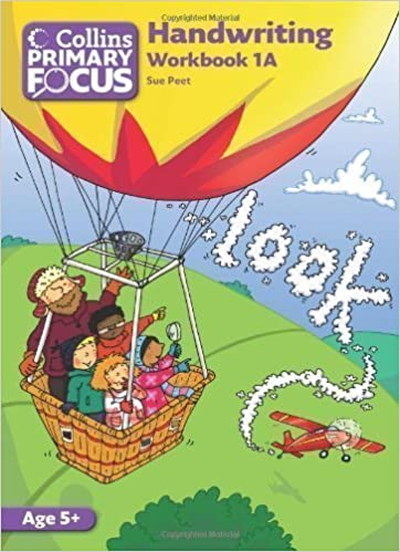 Book Collins Primary Focus - Workbook 1A: Handwriting by Peet, Sue published by Folens (2011)