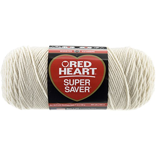 - Red Heart  Super Saver Economy Yarn, Aran