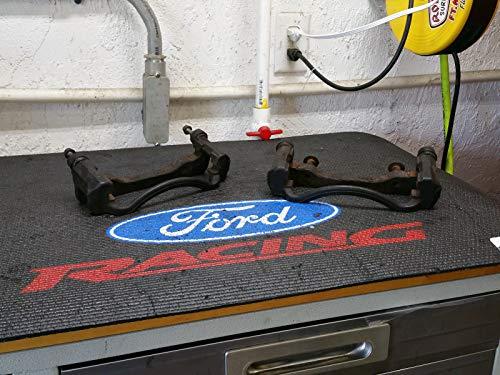 Mustang Caliper Brackets Front Set L&R Spindle Mounts GT V6 -