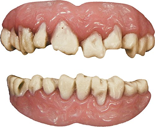(Tinsley Transfers Zombie Teeth Adult Accessory)